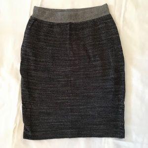 Kate Spade Saturday Marled Pull on Skirt